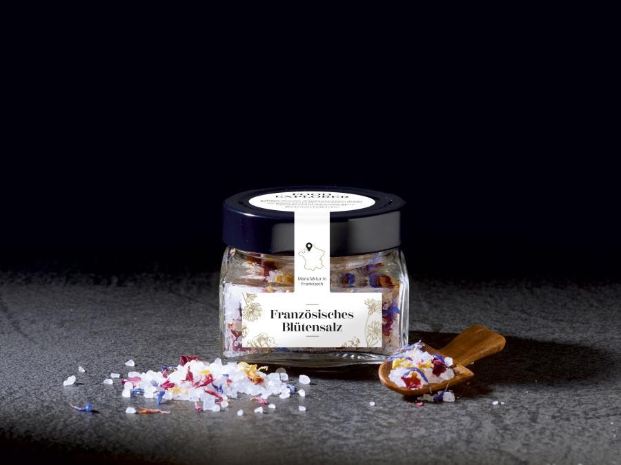 Französisches Blütensalz