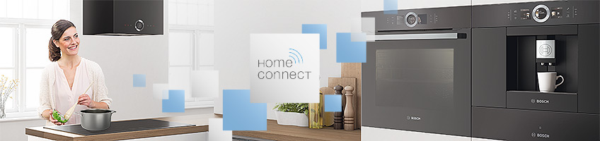 Home Connect Produkte