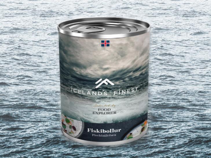 Fiskibollur Fischbällchen