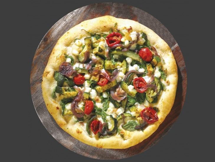 Pizza Suprema Gärtnerin