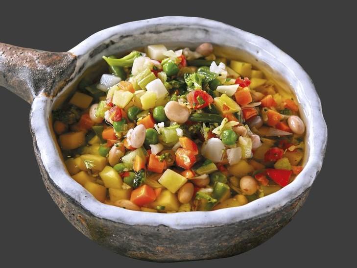 Gemüsemischung für Minestrone