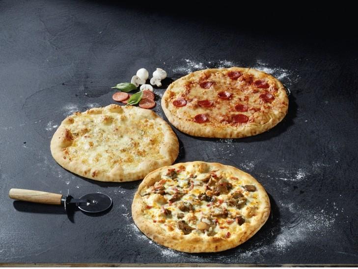 Pizza Suprema Trio