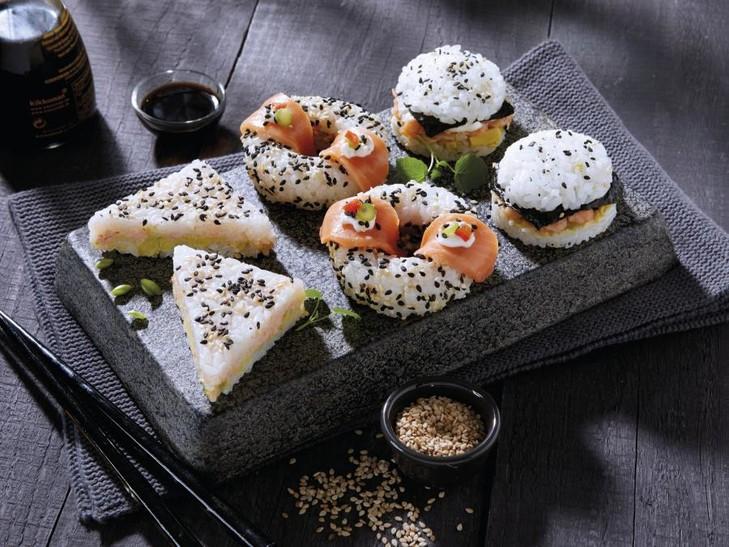 Sushi Selection New York Style