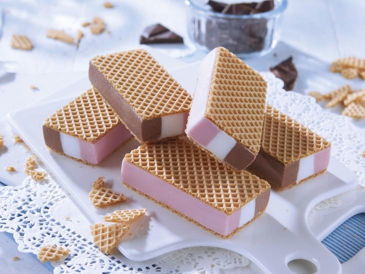 Eis-Snack