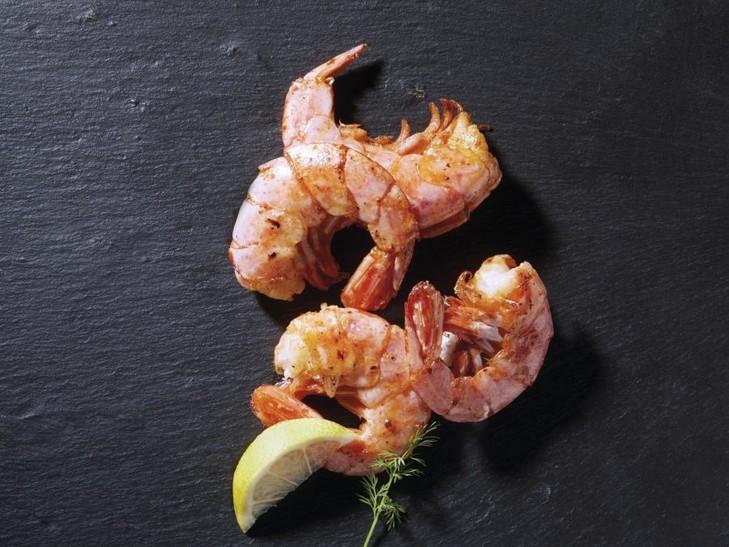 """Argentinische Rotgarnelen """"Pomodori del Sole"""""""