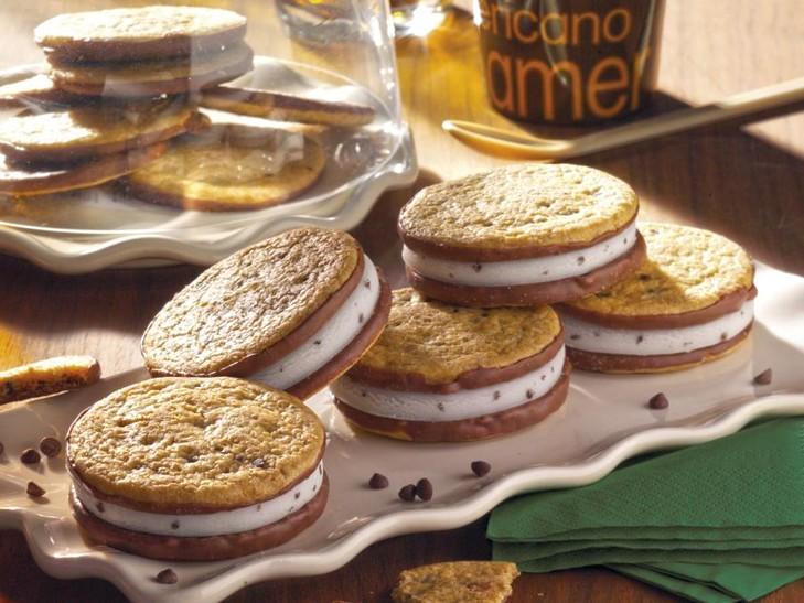American Cookie Eis-Schnitte
