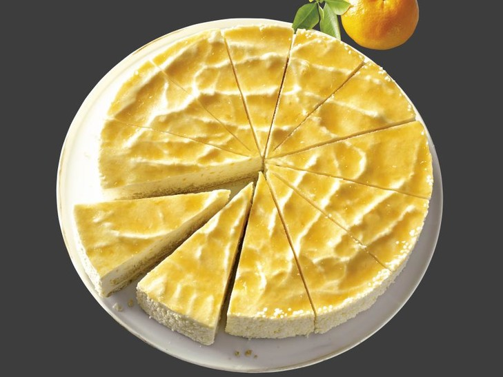 Mandarinen-Quark-Sahne-Torte