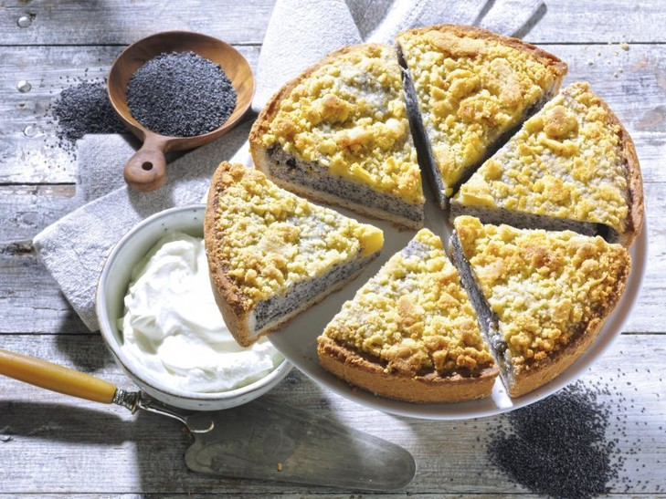 Quark-Mohn-Kuchen