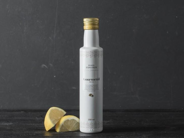 Gourmetöl - Zitrone