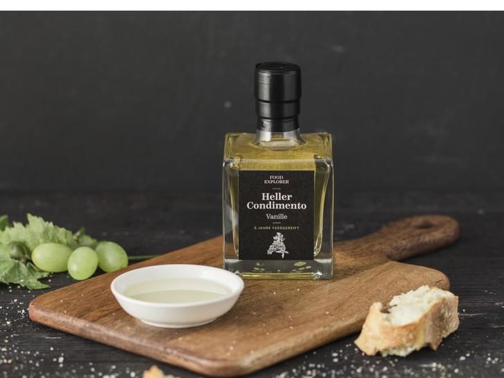Heller Condimento Vanille