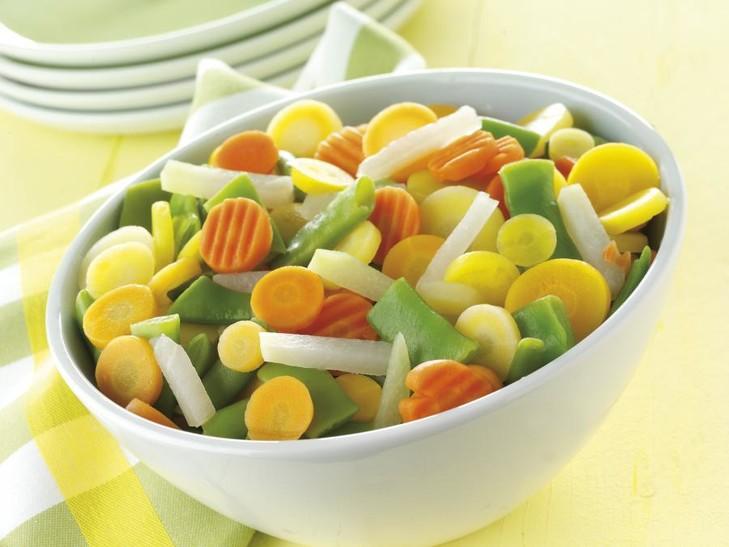 Familien-Gemüsemischung
