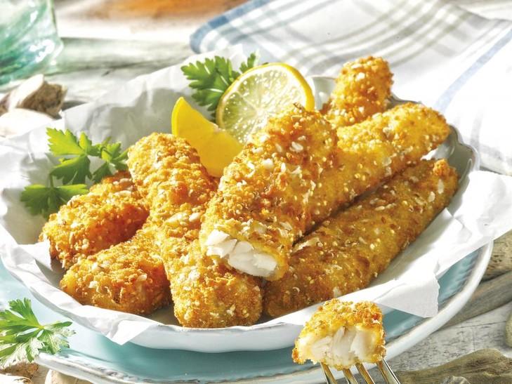 Fisch-Knusper-Sticks