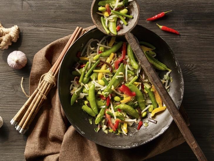 Asia-Gemüsemix
