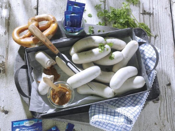 Original Münchner Weißwurst