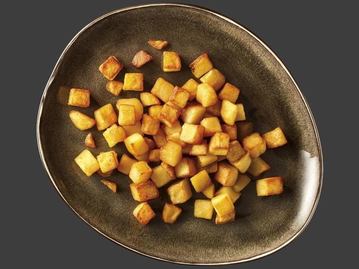 Kartoffel-Würfel