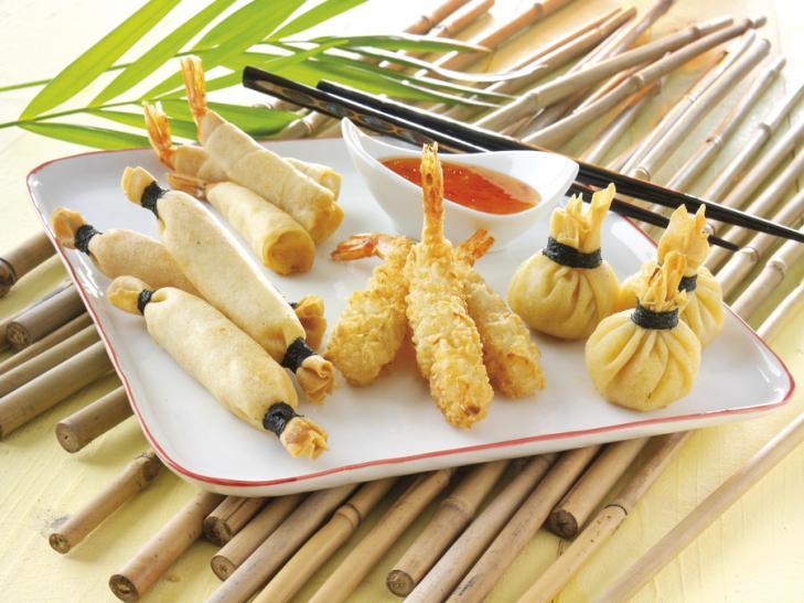 Thai Knusperstückchen
