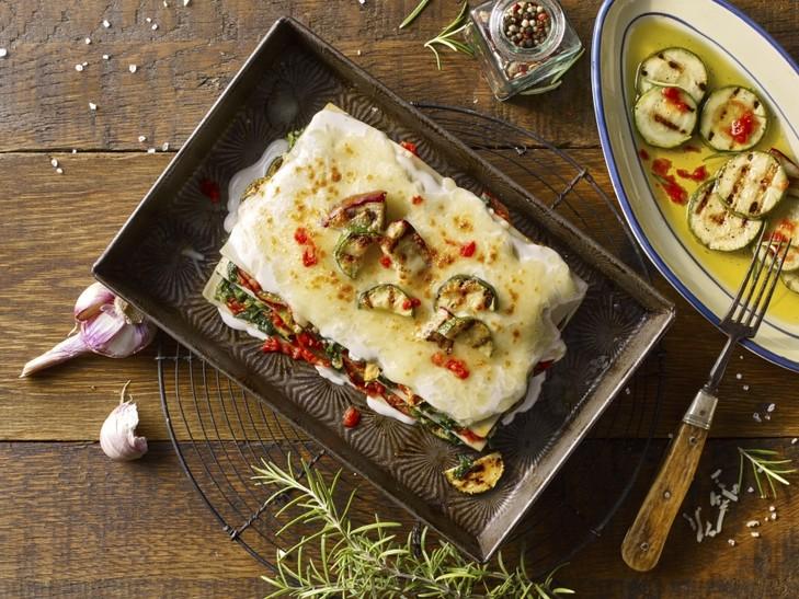 Gemüse Lasagne Italia