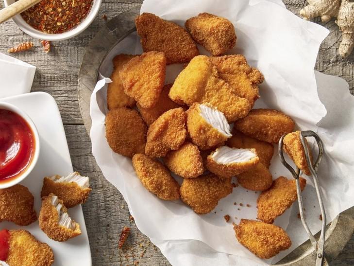 Chicken Chips  mit 8% Flüssigwürzung
