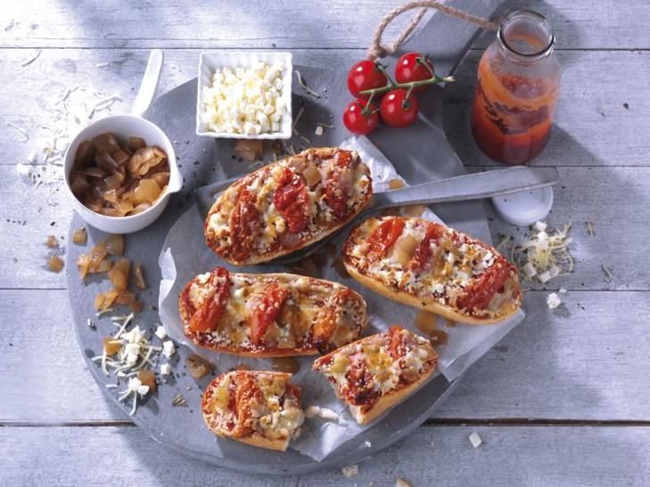 Baguettino Pomodori Feta