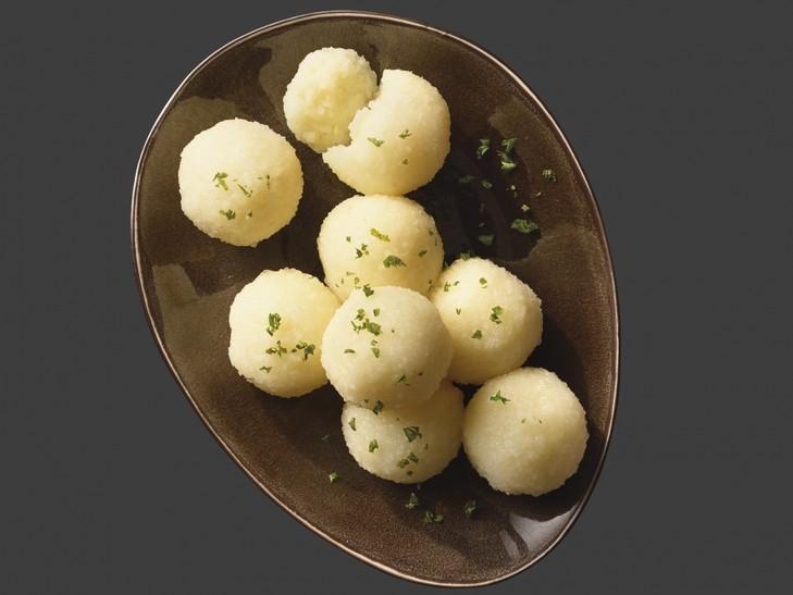 Mini-Kartoffelklöße