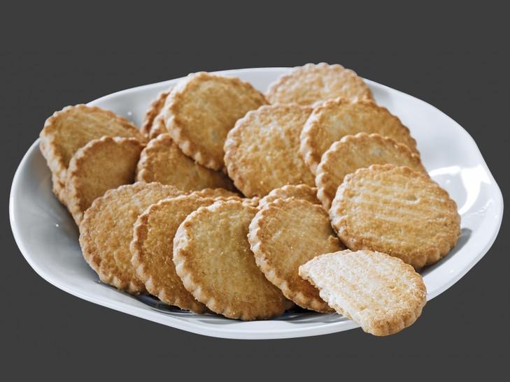 Französische Butterkekse