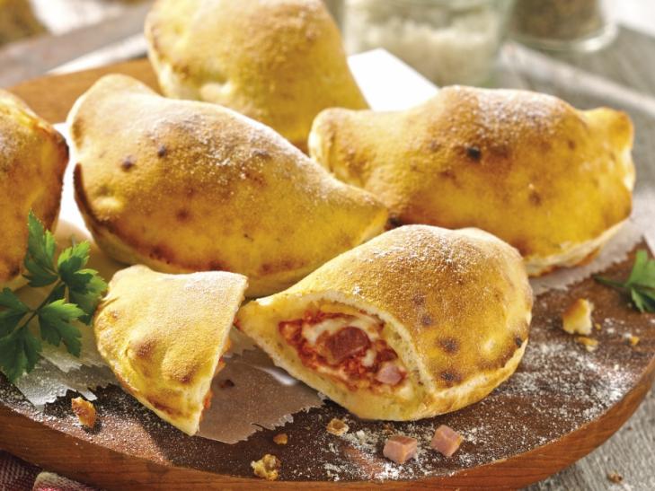 Mini Calzone Schinken-Salami