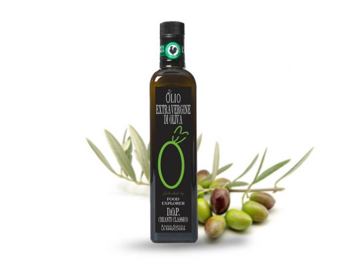 Natives Olivenöl Extra Chianti Classico DOP