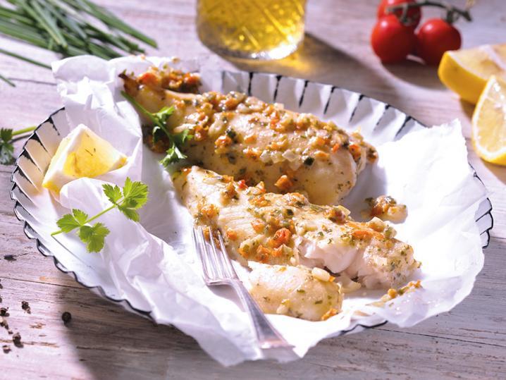 Fisch-Gourmet Mediterran