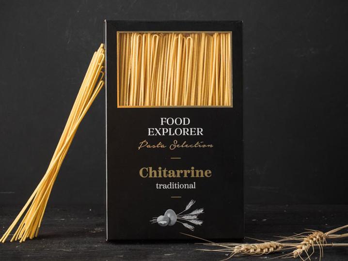 Chitarrine traditional