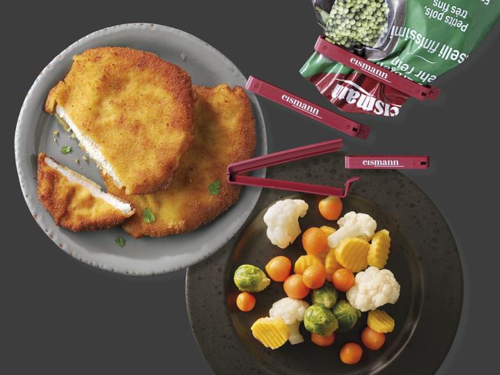 Spendenpaket: Wiener Schnitzel, Landgemüse & Clips