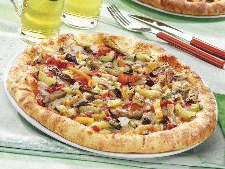 Pizza Suprema Grillgemüse