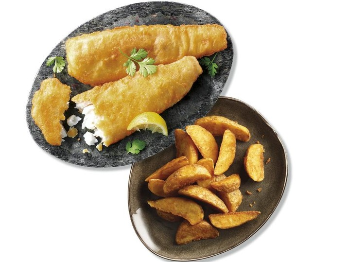 Kombi 8349 Jahrmarkt-Backfisch + 9005 Kartoffel-Wedges