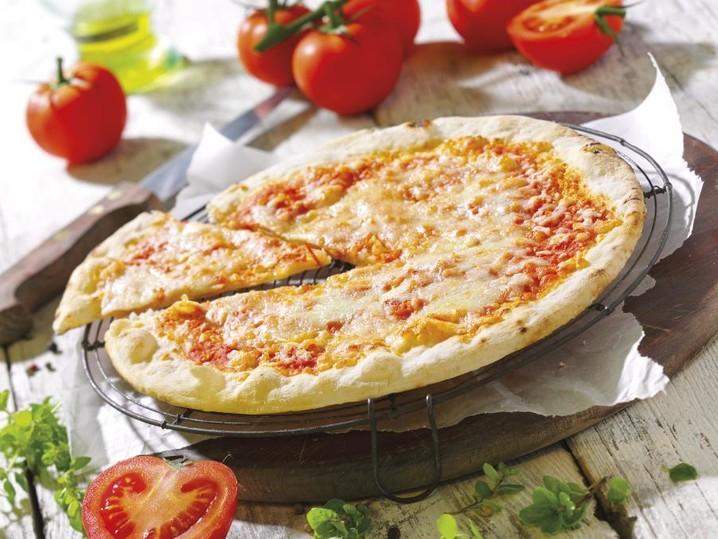 Pizza Margherita Glutenfrei