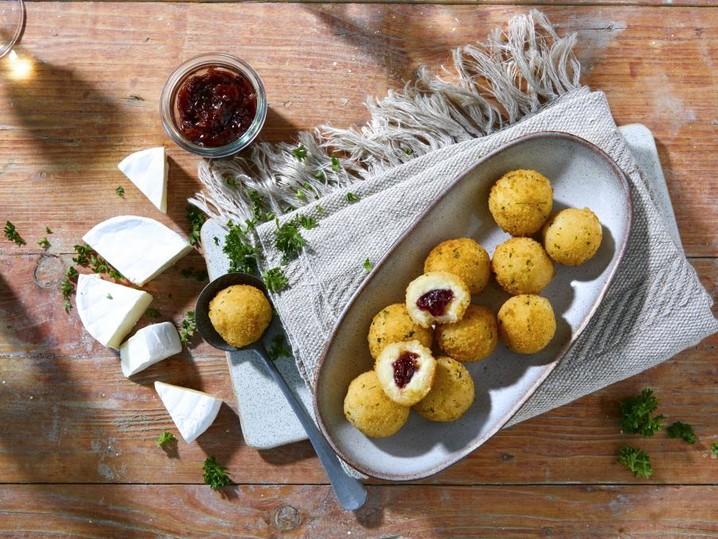 Camembert Balls