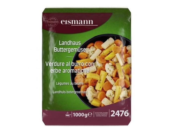 Landhaus Buttergemüse
