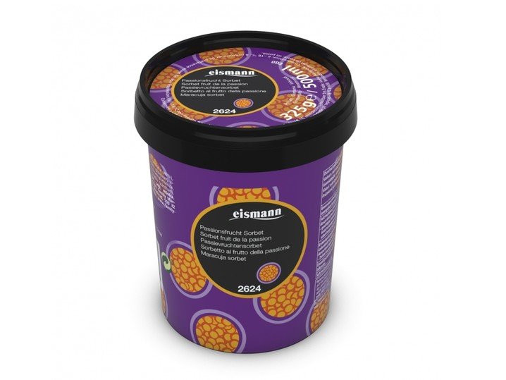 Passionsfrucht Sorbet