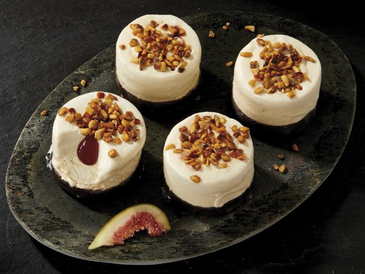 Mandel Feigen Dessert