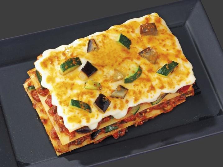Gemüse Lasagne Mediterranea