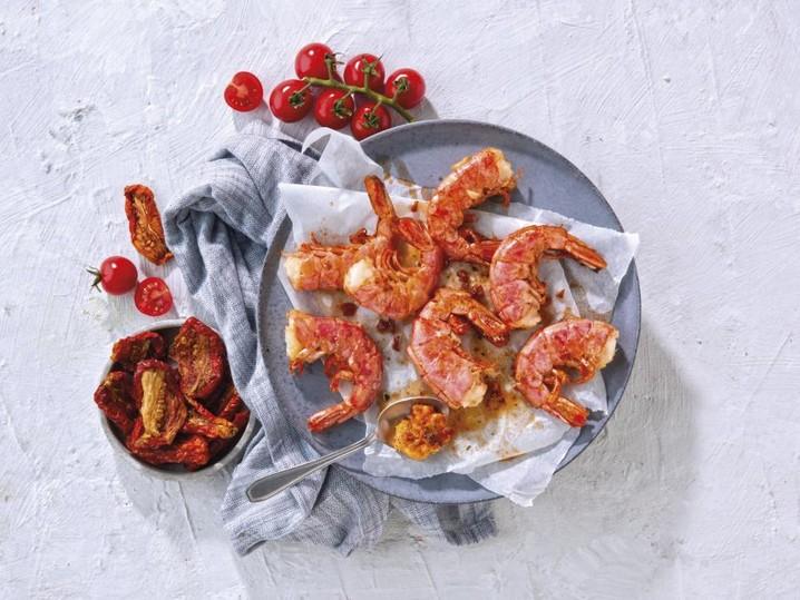 Argentinische Rotgarnelen Pomodori del Sole