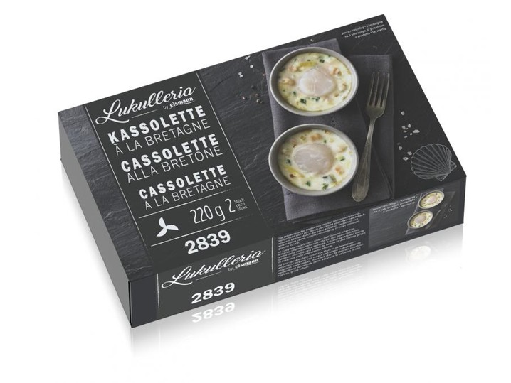 Kassolette à la Bretagne