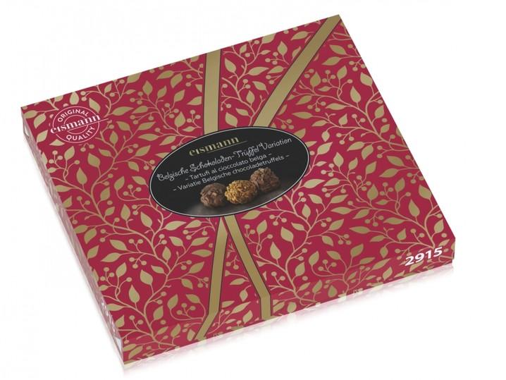 Belgische Schokoladen-Trüffel Variation