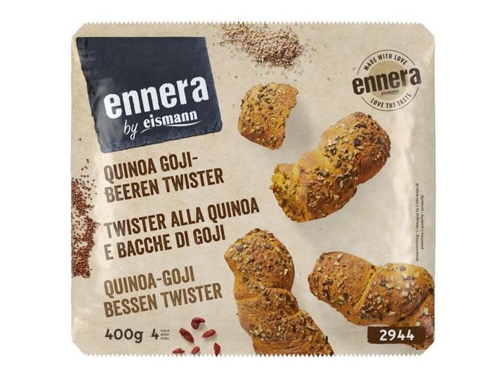 Quinoa Goji-Beeren Twister