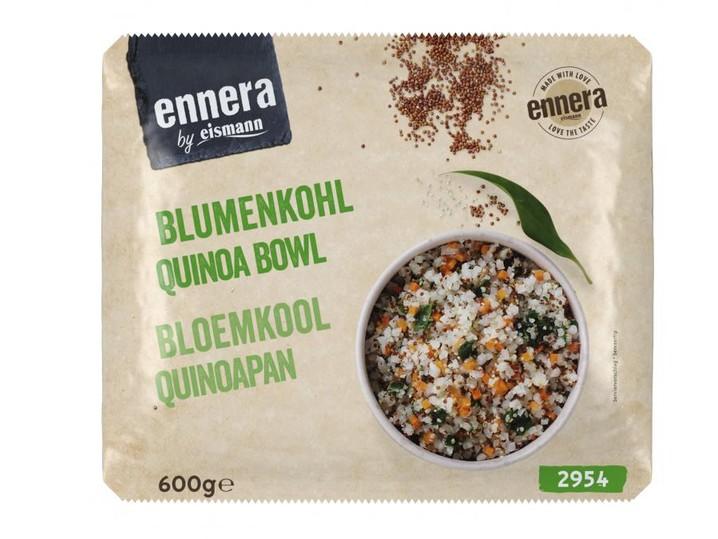 Blumenkohl Quinoa Bowl