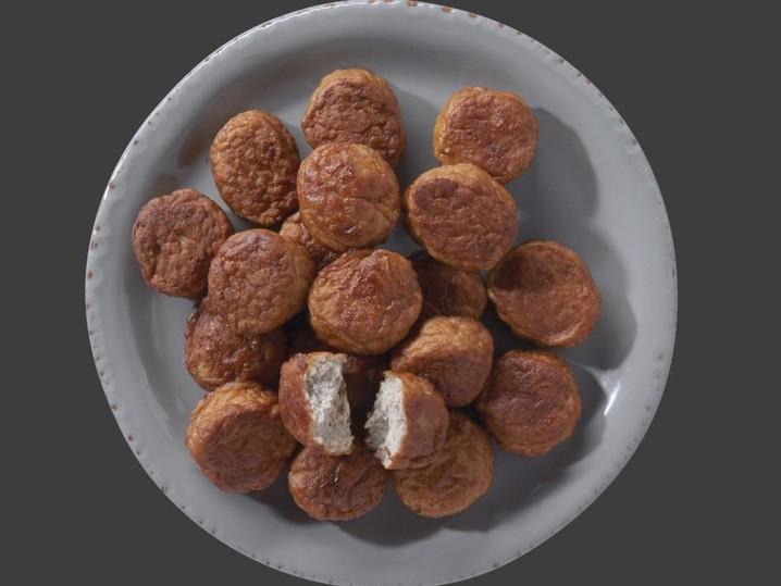 Mini Geflügel Snack