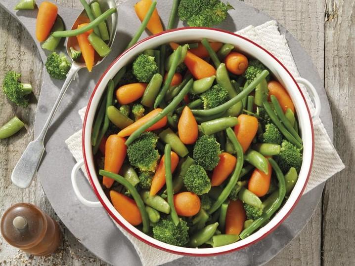 Feine Gemüseplatte