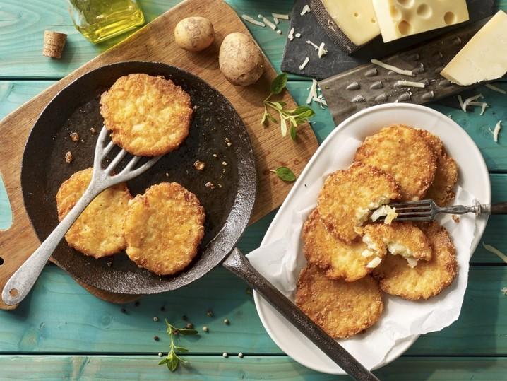 Käse-Rösti Schweizer Art
