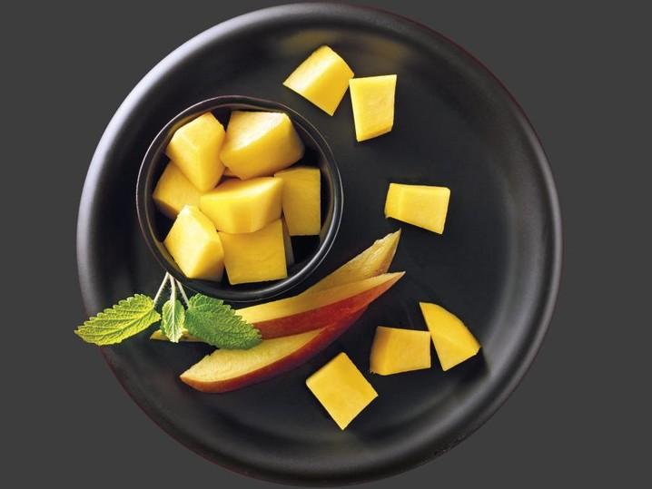 Mango-Würfel