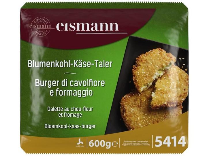 Blumenkohl-Käse-Taler