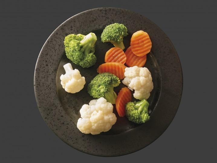 Gemüsemischung mit Broccoli