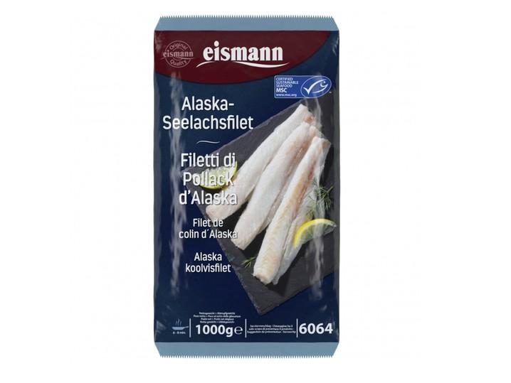 Alaska-Seelachsfilet